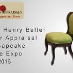 John Henry Belter Chair - Maryland Appraisal