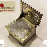 Traveling Appraiser Show Washington DC - Grand Oaks - Russian Salt Throne